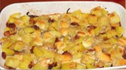 Krompir s panceto
